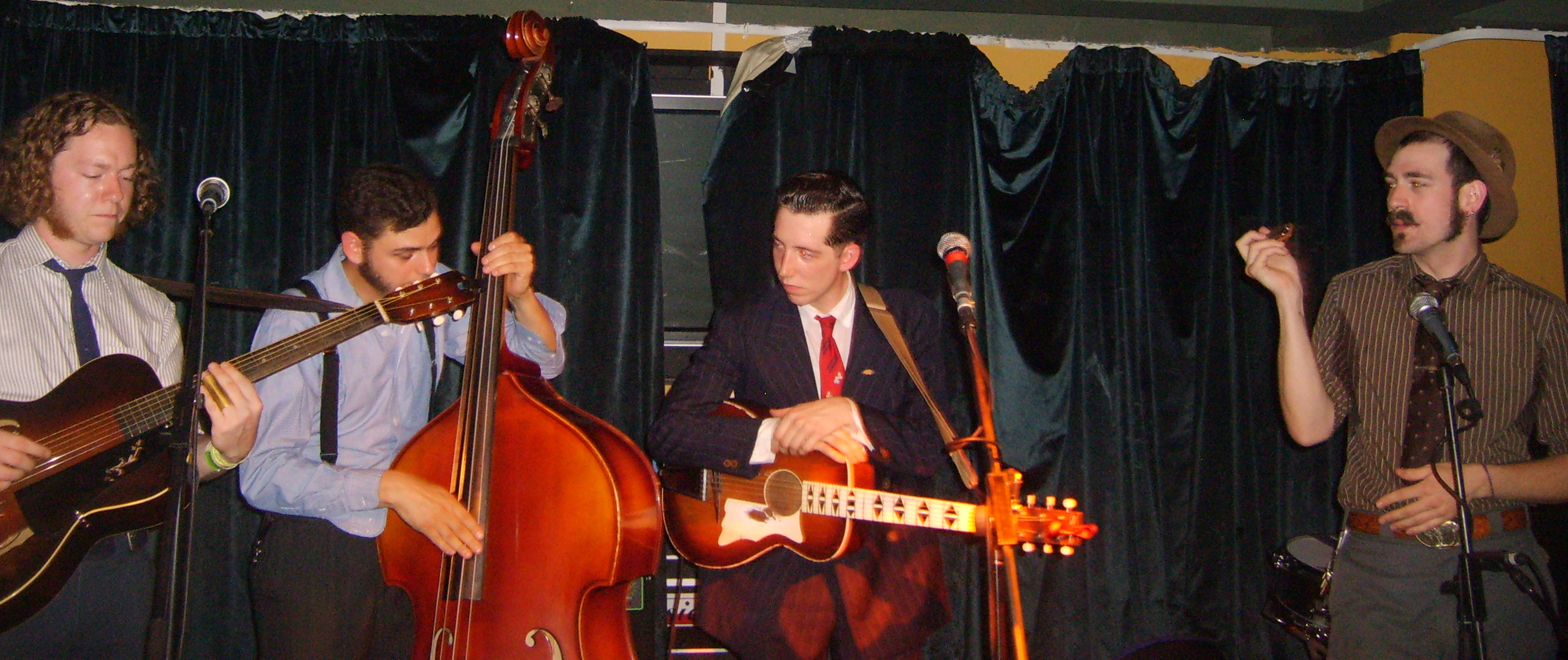 Pokey Lafarge And The South City Three Blabber N Smoke